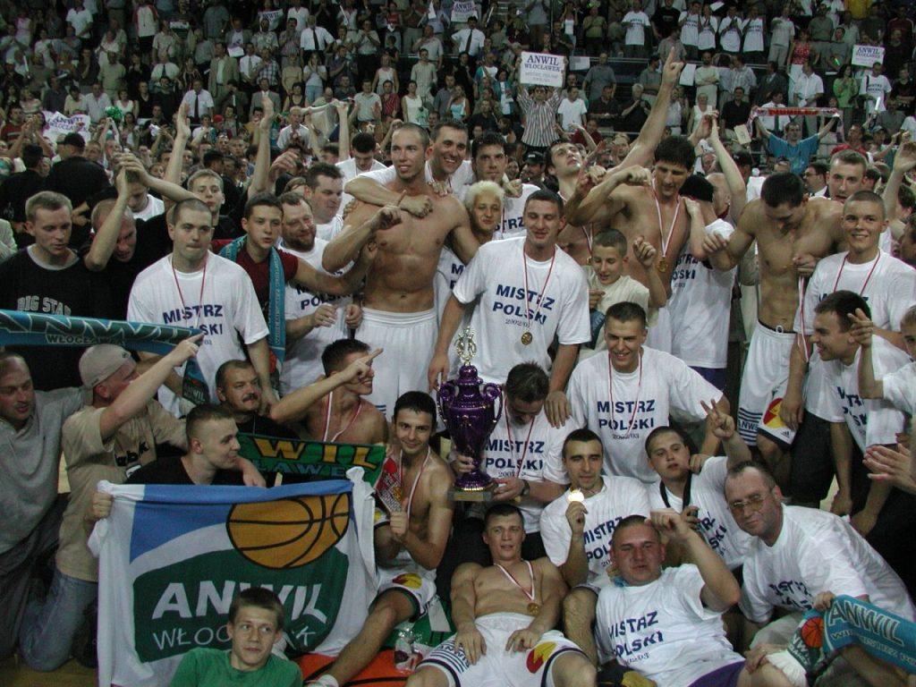 Anwil Mistrz 2003