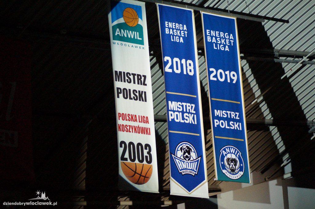 Anwil Włocławek - Polpharma Starogard Gdański inauguracja sezonu 2019/2020