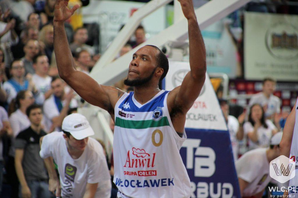 Chris Dowe (Anwil Włocławek - Astoria Bydgoszcz)