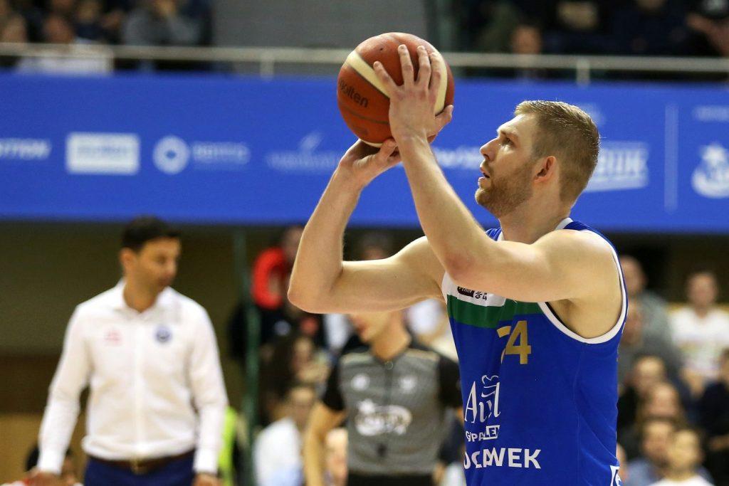 Michał Sokołowski (Start Lublin - Anwil Włocławek) PUCHAR POLSKI