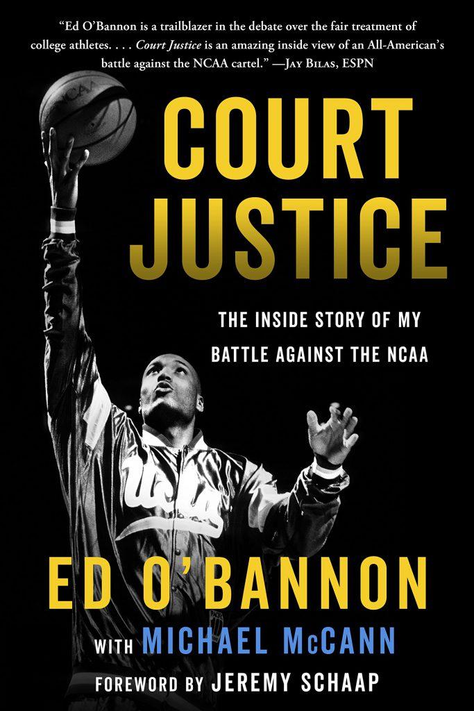 Ed O'Bannon książka