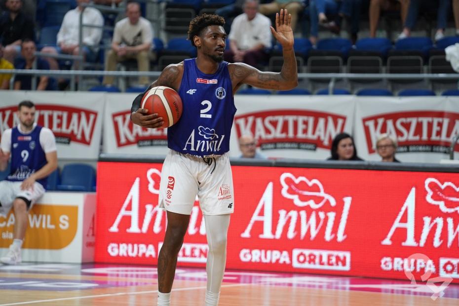 Jonah Mathews Anwil Kasztelan Basketball Cup 2021